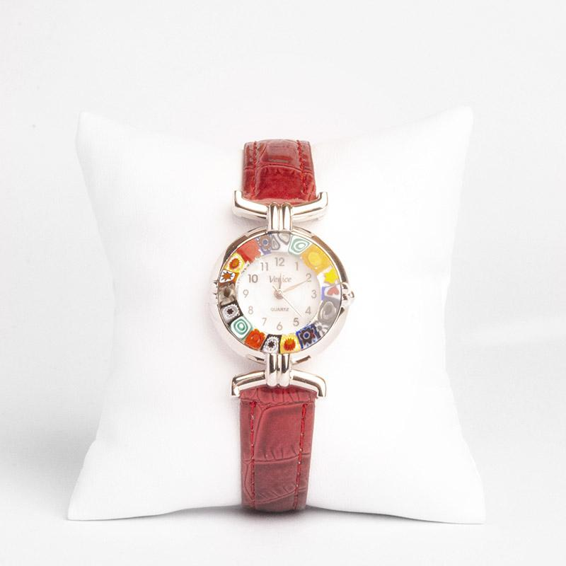 Lady Watch Red